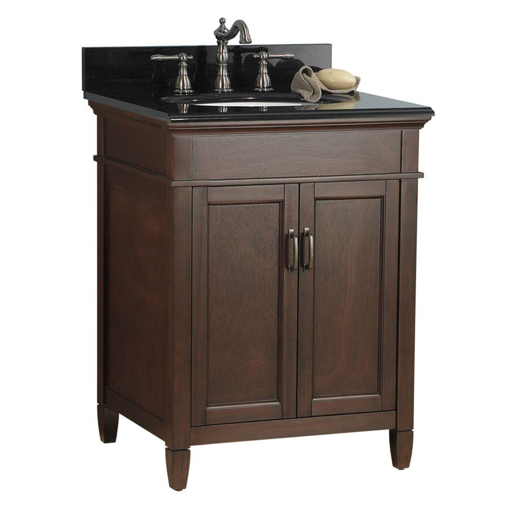 Ashburn 25 in. W x 22 in. D Bath Vanity in