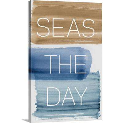 """""""Seas the Day"""" by  PI Studio Canvas Wall Art"""