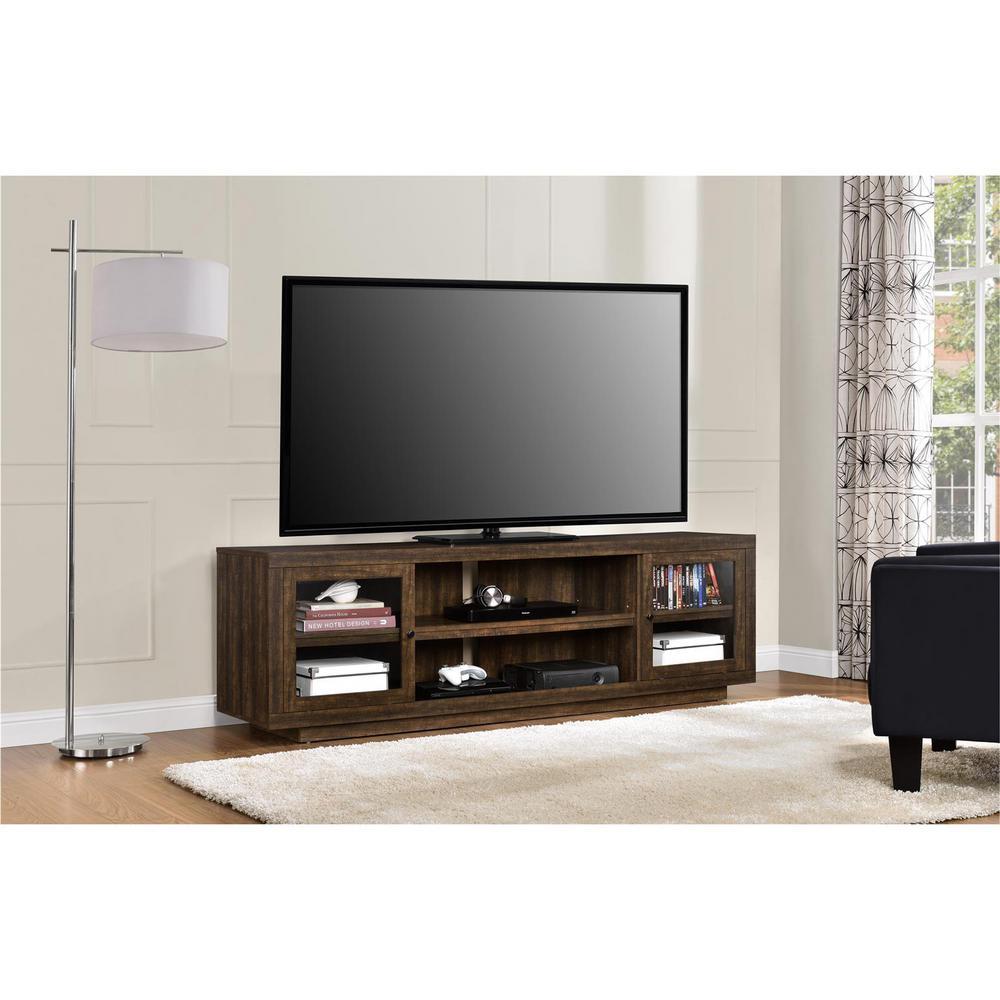Altra Furniture Bailey 72 inch Espresso TV Stand by Altra Furniture