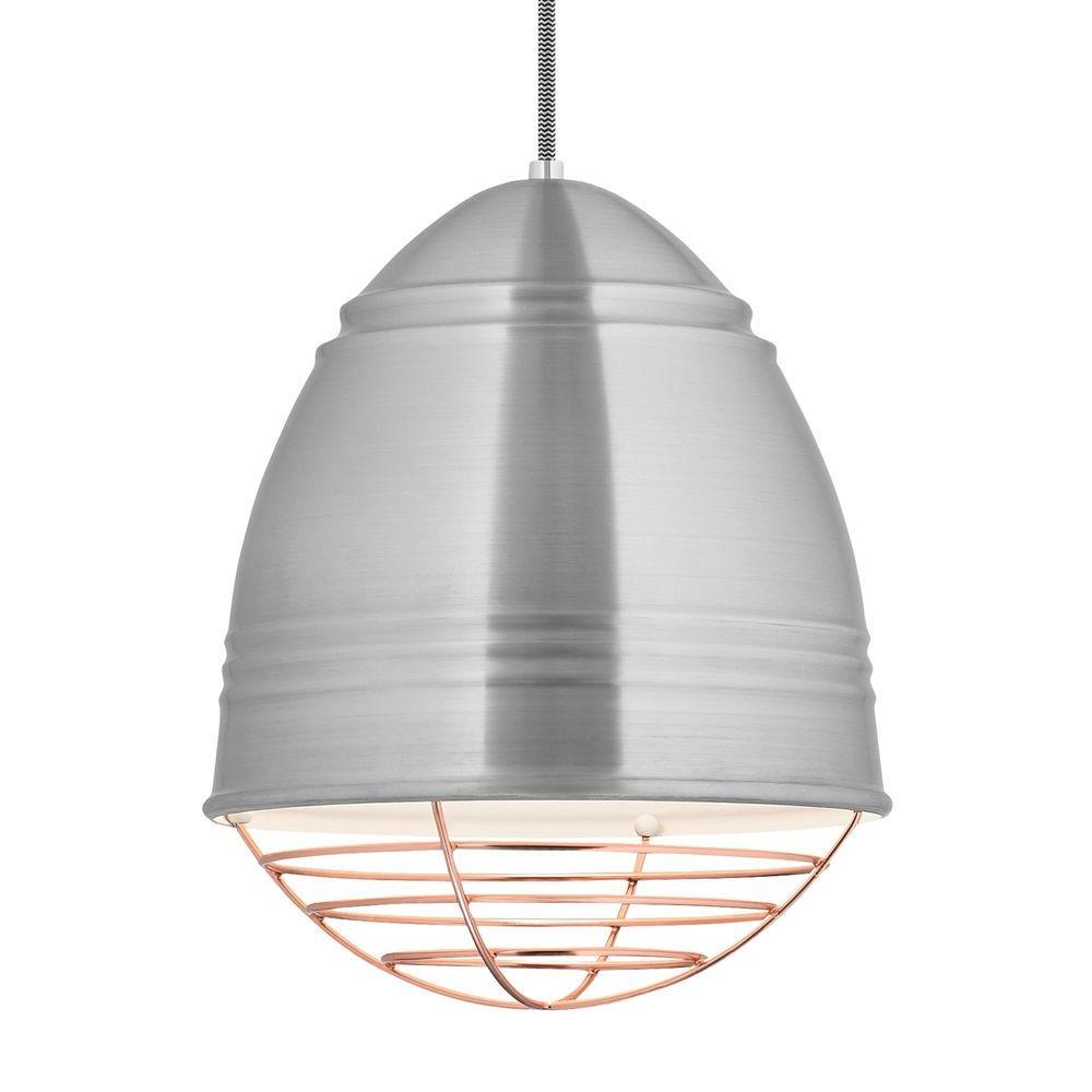 Aluminous Lighting Products : Lbl lighting noema light black led pendant