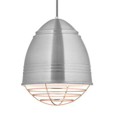 Loft 1-Light Aluminum LED Line-Voltage Pendant