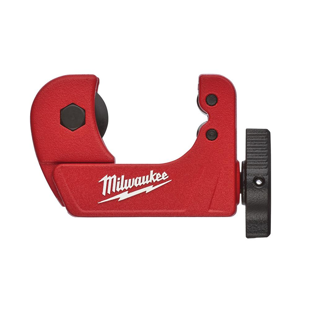 Milwaukee 3/4 in. Mini Copper Tubing Cutter-48-22-4258 - The Home Depot