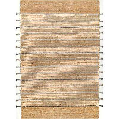 Denise Natural 7 ft. 6 in. x 9 ft. 6 in. Area Rug