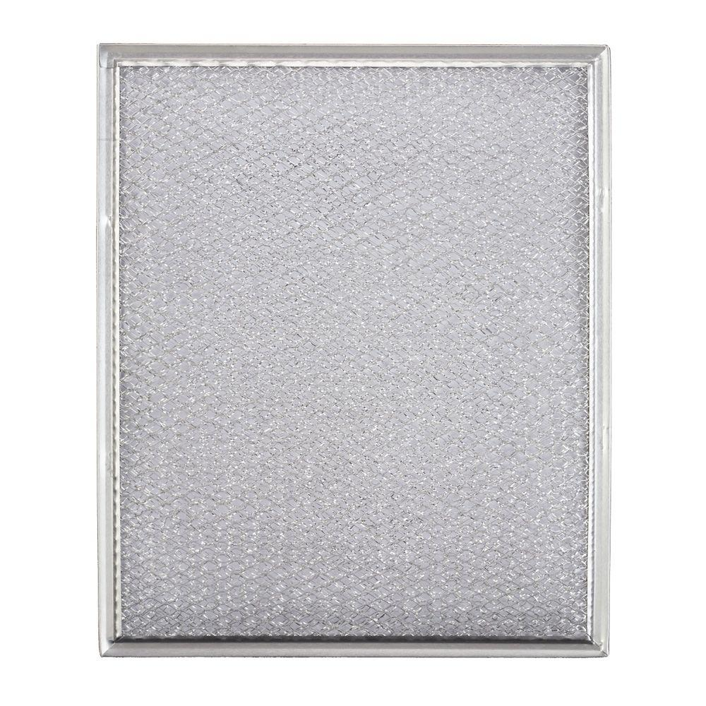 Broan-NuTone 46000/42000/40000/F40000 Series Range Hood Externally Vented Aluminum Filter