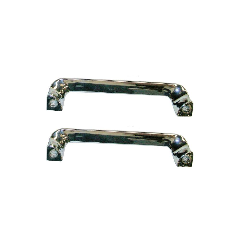 American Standard Bath Grab Bar Kit in Chrome