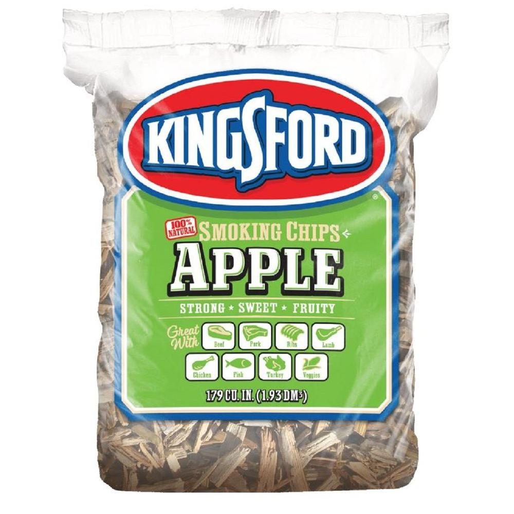 179cu. in. BBQ Apple Wood Chips