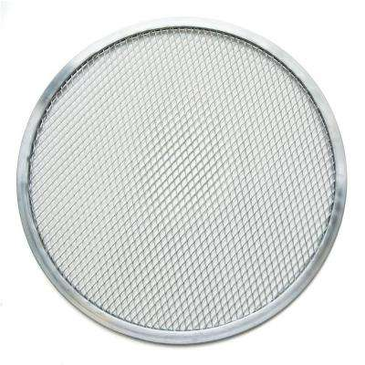 16 in. Round Aluminum Pizza Screen