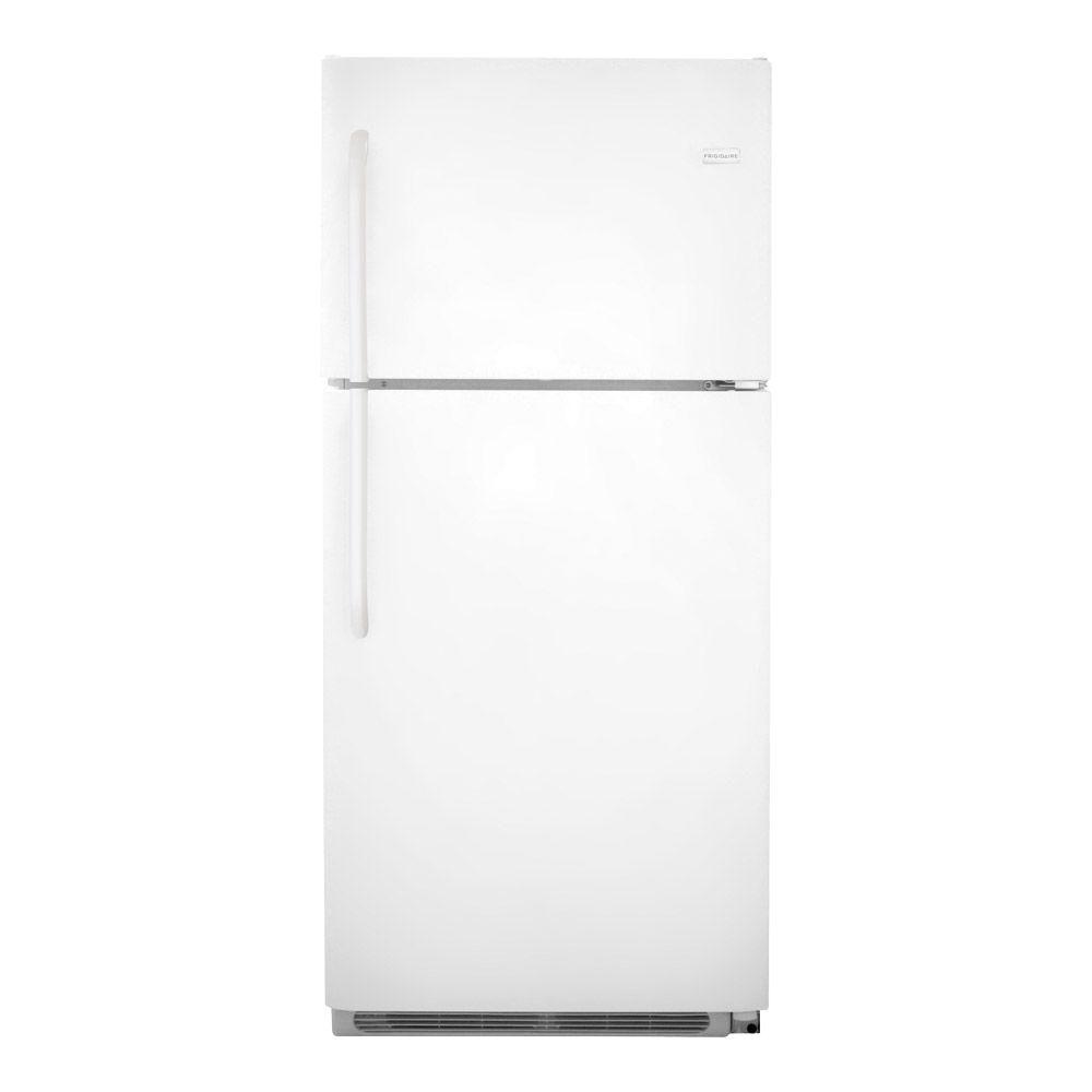 Frigidaire 21 cu. ft. Top Freezer Refrigerator in White