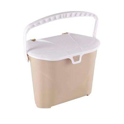 1.9 gal. Kitchen Collector Pail
