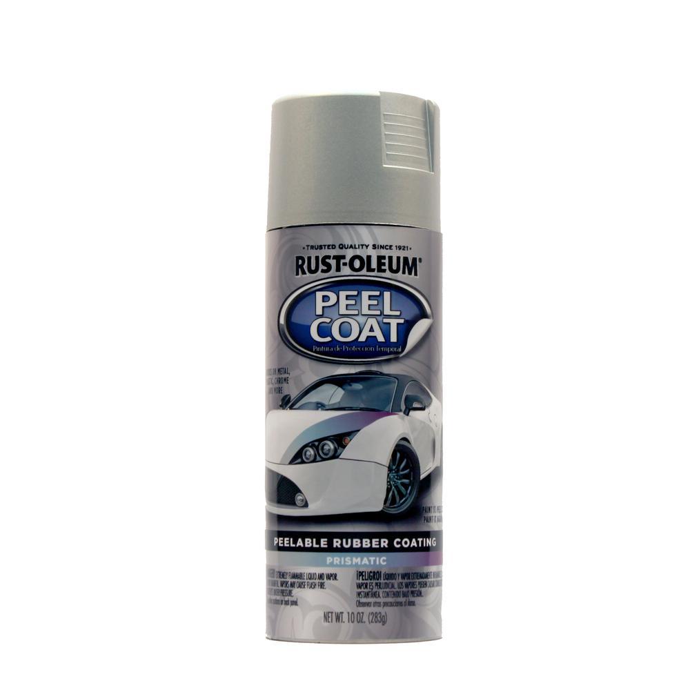 11 oz. Peel Coat Metallic Prismatic Rubber Coating Spray Paint (6-Pack)