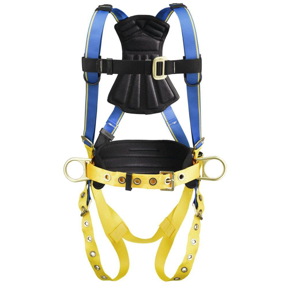 Werner Upgear Blue Armor 1000 Construction (3 D-Rings) Small Harness