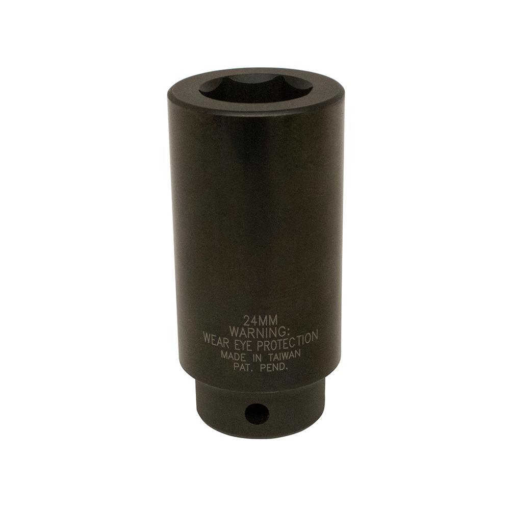 Lisle 24 mm Harmonic Balancer Socket