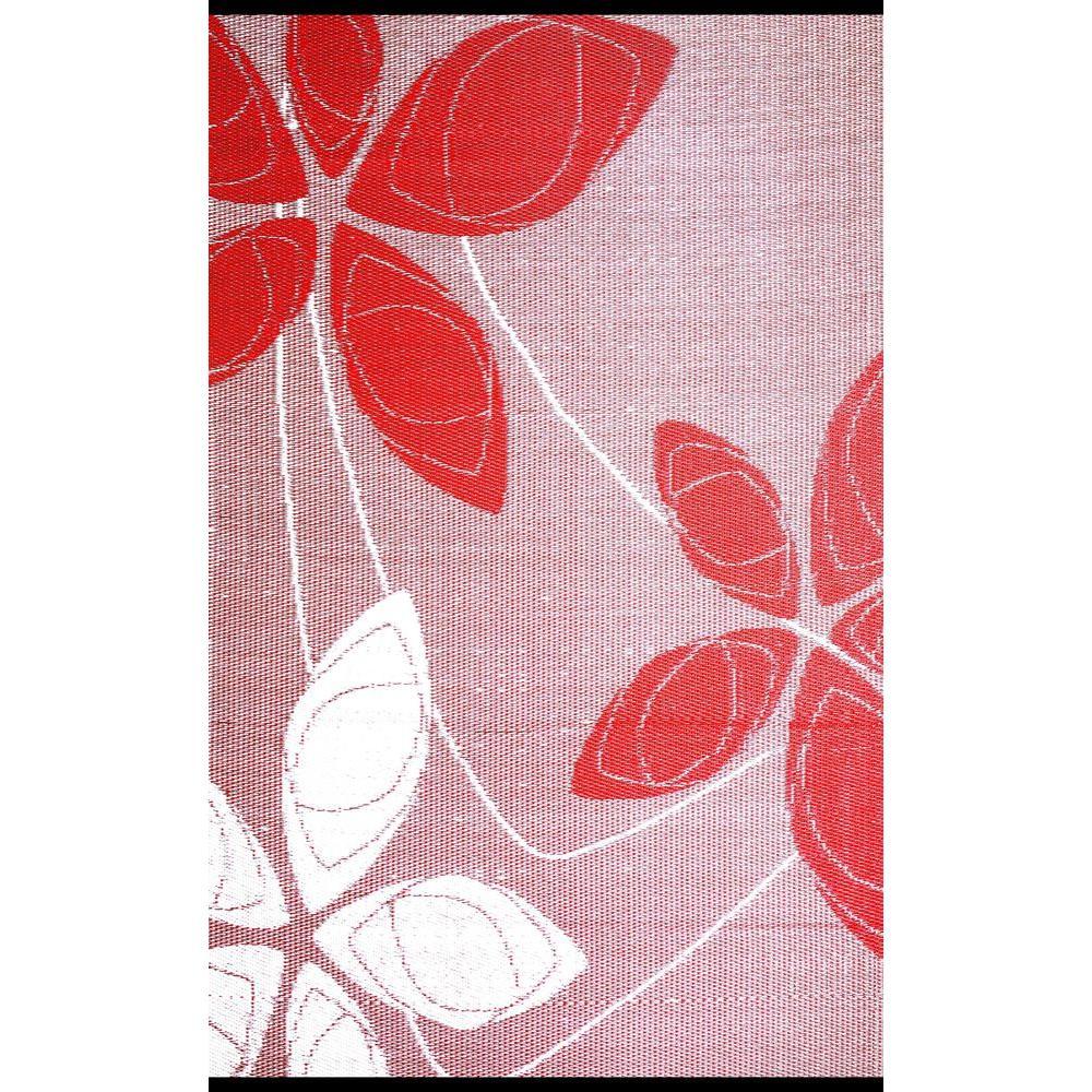 B B Begonia Alaska Red White 5 Ft X 8 Ft Outdoor
