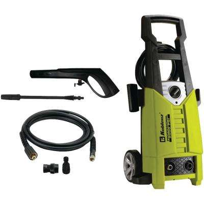 2000 PSI 1.32 GPM Electric Pressure Washer