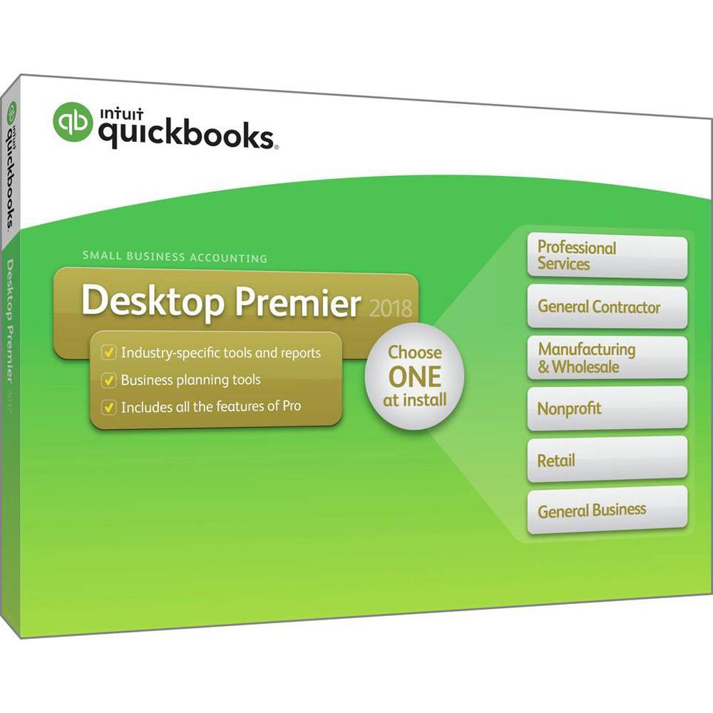 QuickBooks Desktop Premier 2018 Shredder