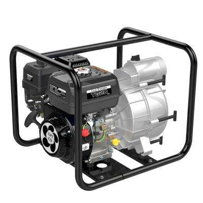 6 HP Trash Gas Powered Pump