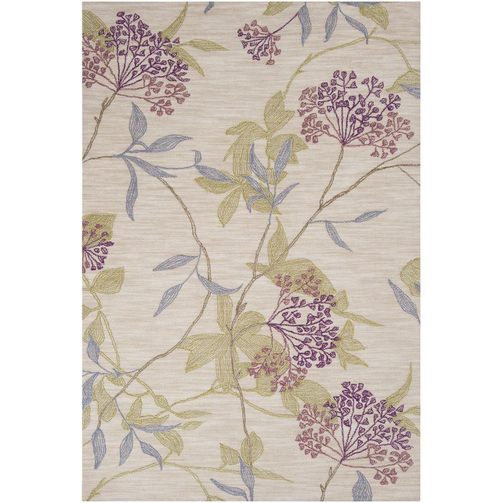 Artistic Weavers Newcastle Ivory 3 ft. 3 in. x 5 ft. 3 in. Area Rug