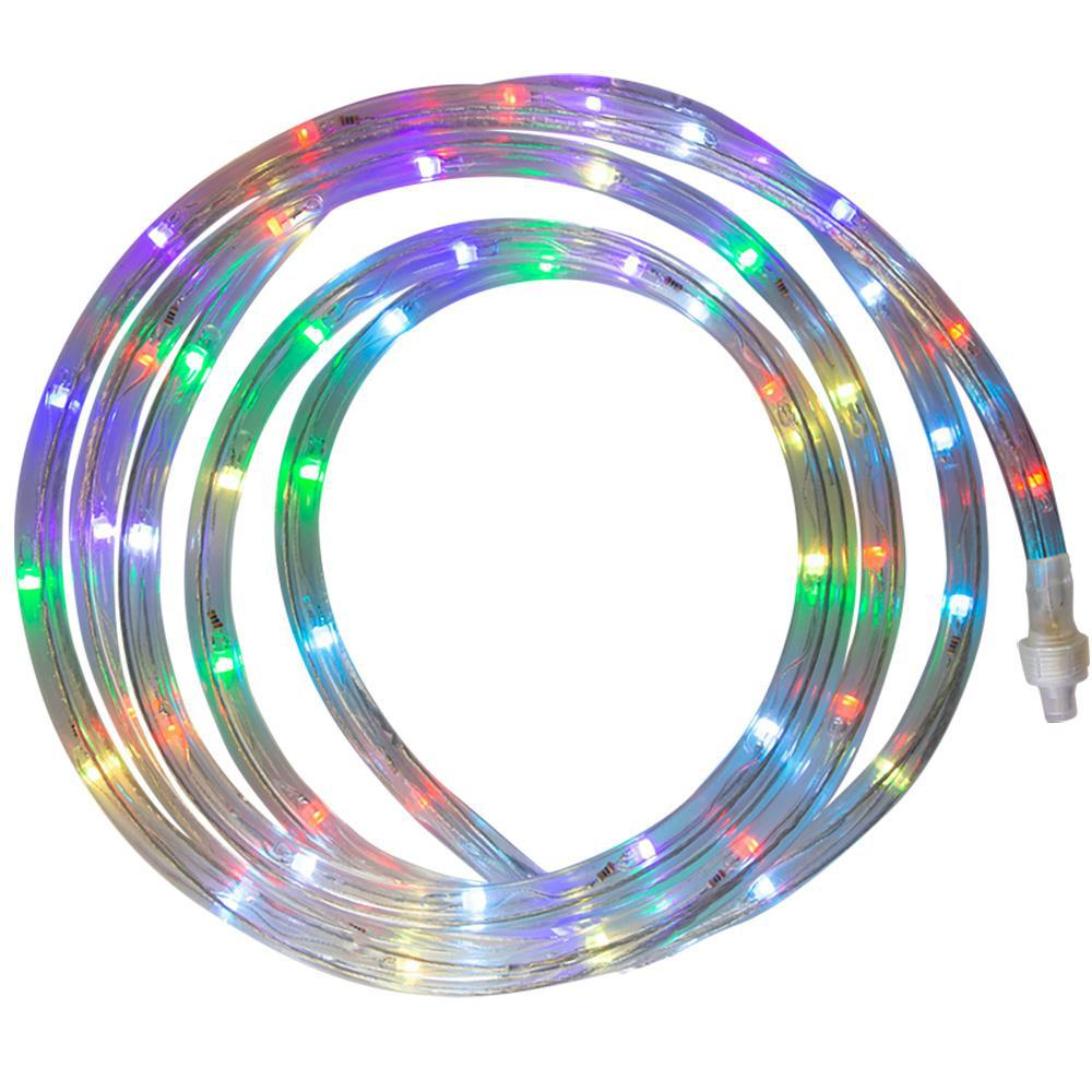 Indoor Outdoor Rope Light With Rgb