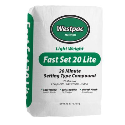Westpac Materials 3 5 Gal Taping And Topping Pre Mixed Joint Compound 18180h The Home Depot