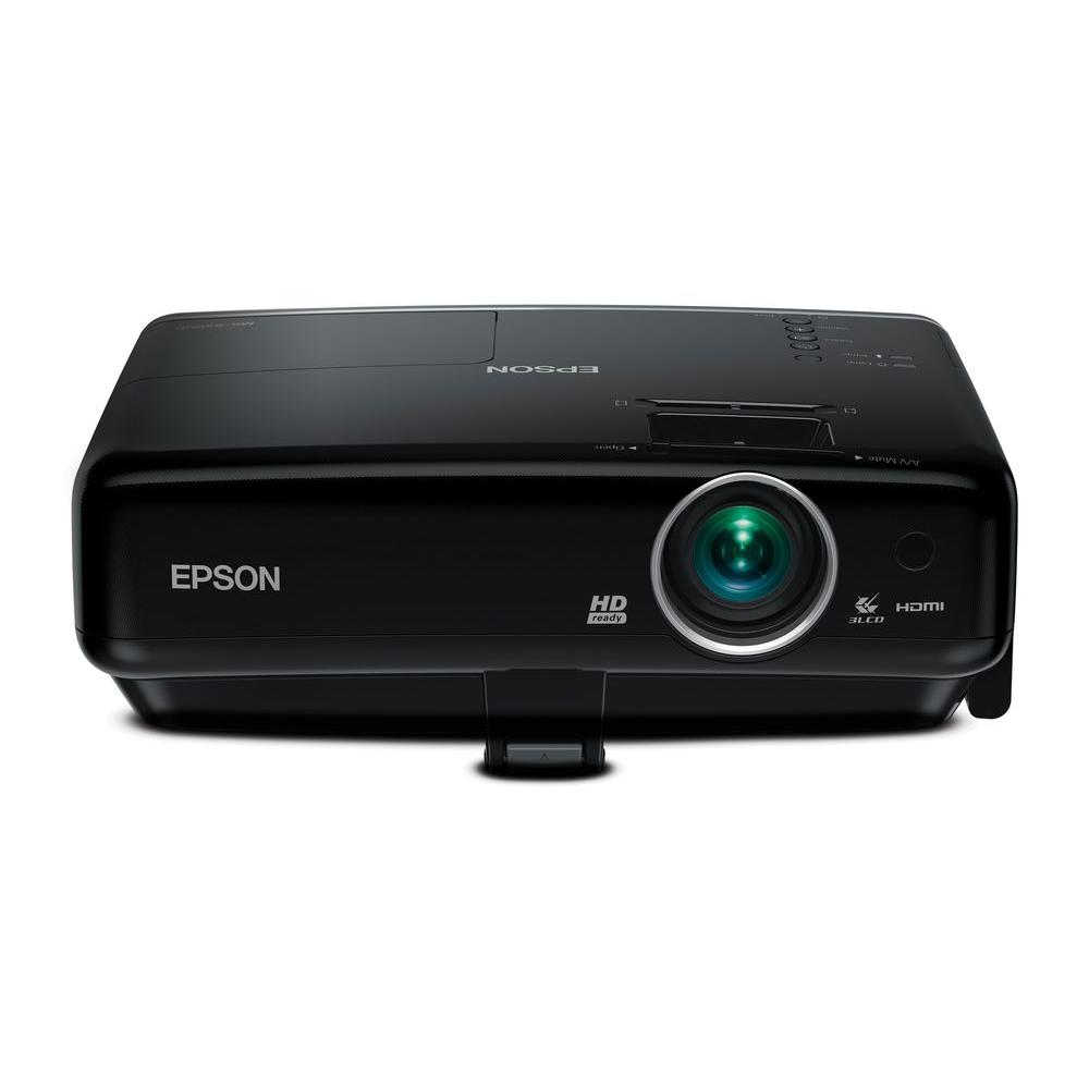 Epson MegaPlex MG-850HD Portable Projector with Speakers-DISCONTINUED