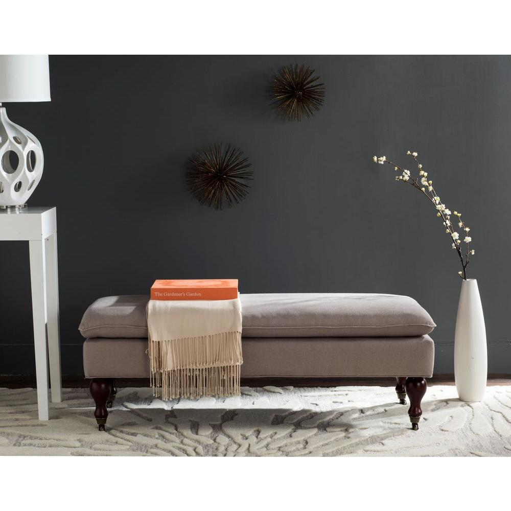 Safavieh Hampton Beige Bench