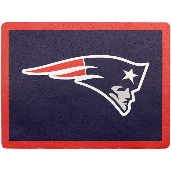 Applied Icon Nfl New England Patriots Address Logo Graphic