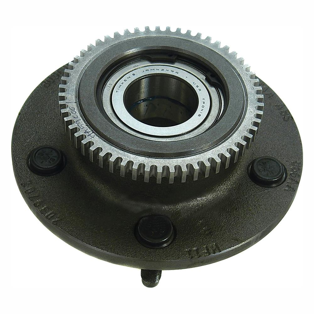 Timken Front Wheel Bearing And Hub Assembly Fits 2000-2001