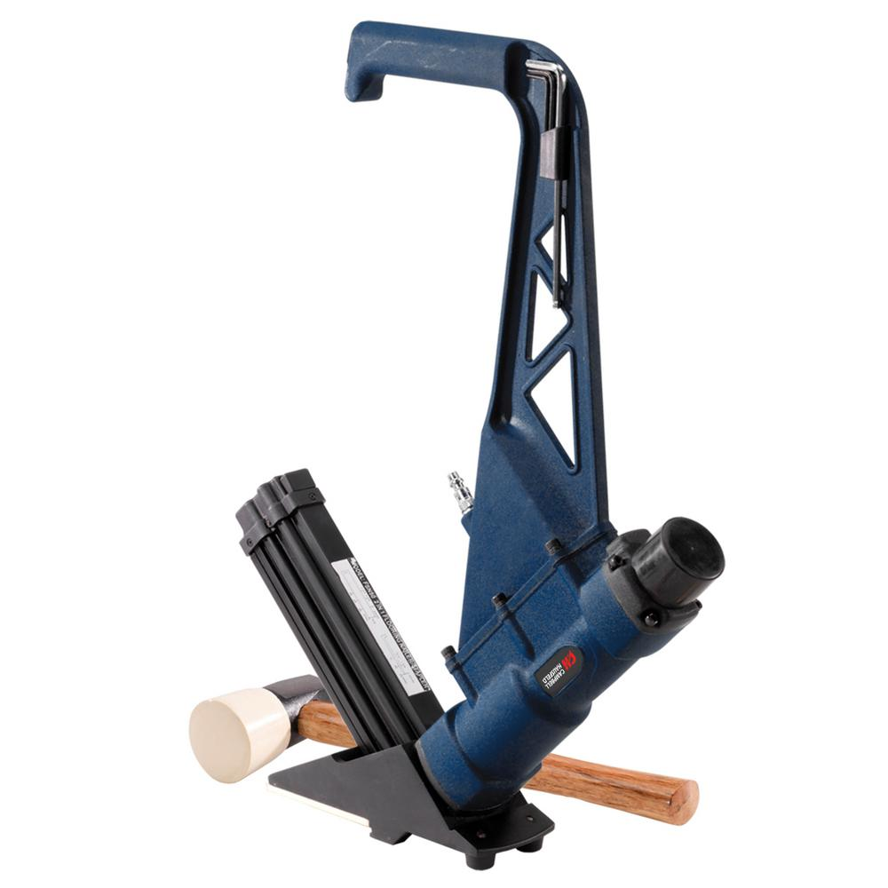 Campbell Hausfeld 2 In 1 Flooring Nailer Stapler Shop