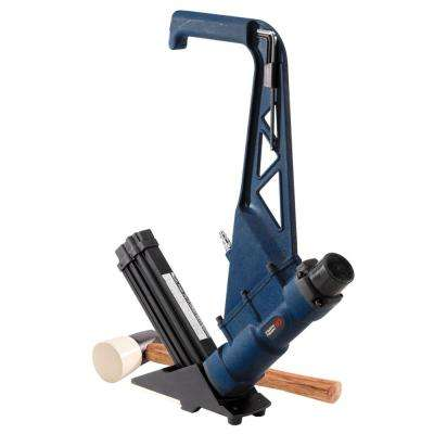 2-in-1 Flooring Nailer/Stapler