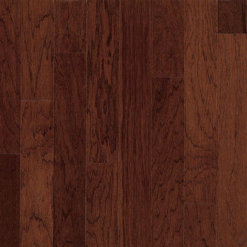 Is Bruce Hardwood Flooring Reviews: Bruce Town Hall Exotics 3/8 In. T X 5 In. W X Random