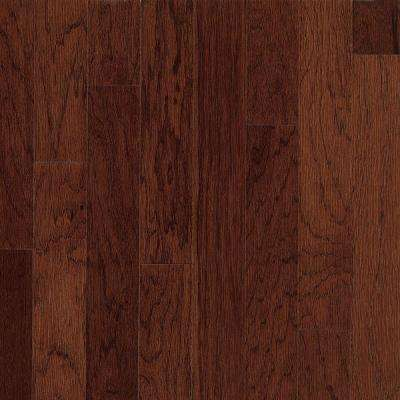 Town Hall Exotics 3/8 in. T x 5 in. W x Random Length Hickory Paprika Engineered Hardwood Flooring (28 sq. ft. / case)