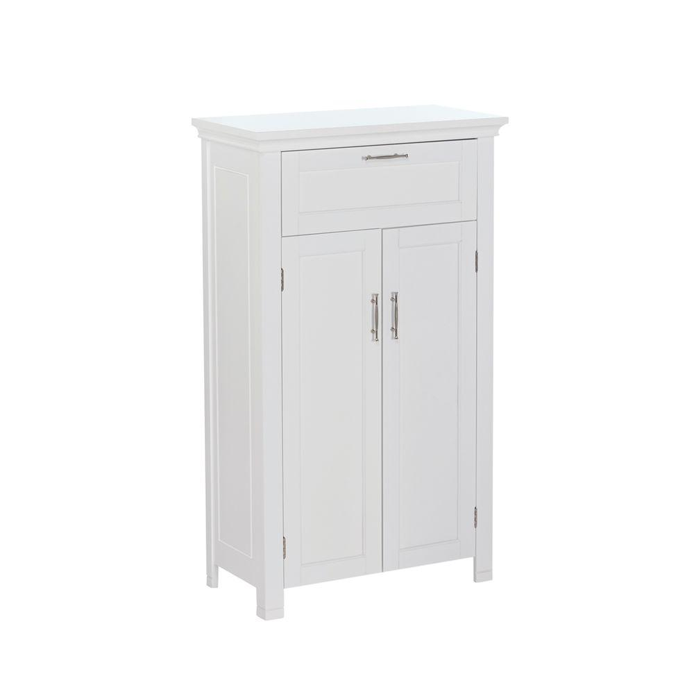 Somerset 23 3 4 in  W x 40 in  H x 12. RiverRidge Home   Bathroom Cabinets   Storage   Bath   The Home Depot