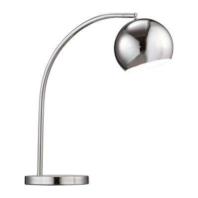 Solaris 22 in. Chrone Table Lamp