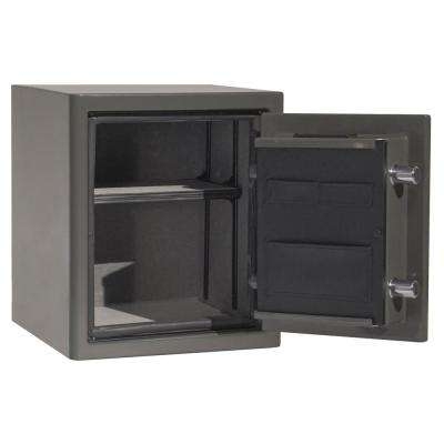 Sanctuary Platinum Series 19.25 in. Tall Fire/Water Proof Safe with Electronic Lock in Graphite Gloss