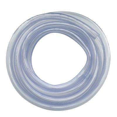 1-5/8 in. O.D. x 1-1/4 in. I.D. x 25 ft. PVC Clear Vinyl Tube