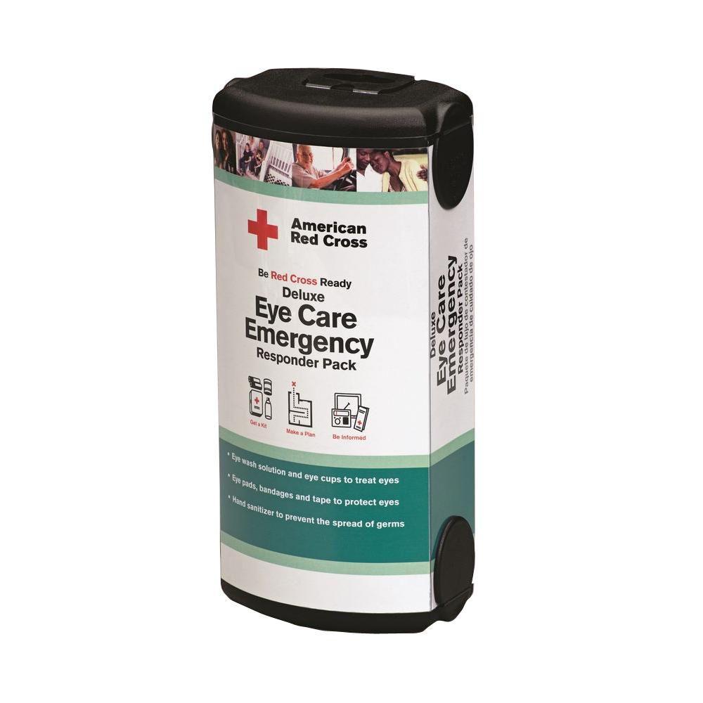16-Piece Deluxe Eye Care Emergency Responder Kit