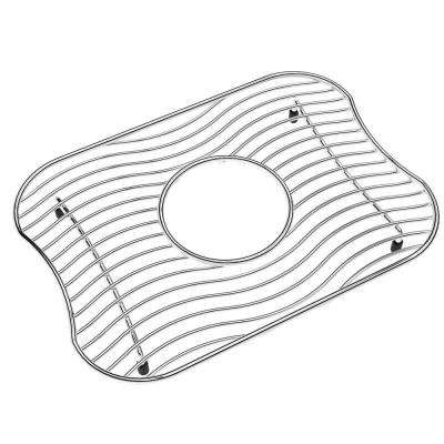Lustertone Kitchen Sink Bottom Grid - Fits Bowl Size 12 in. x 9.25 in.