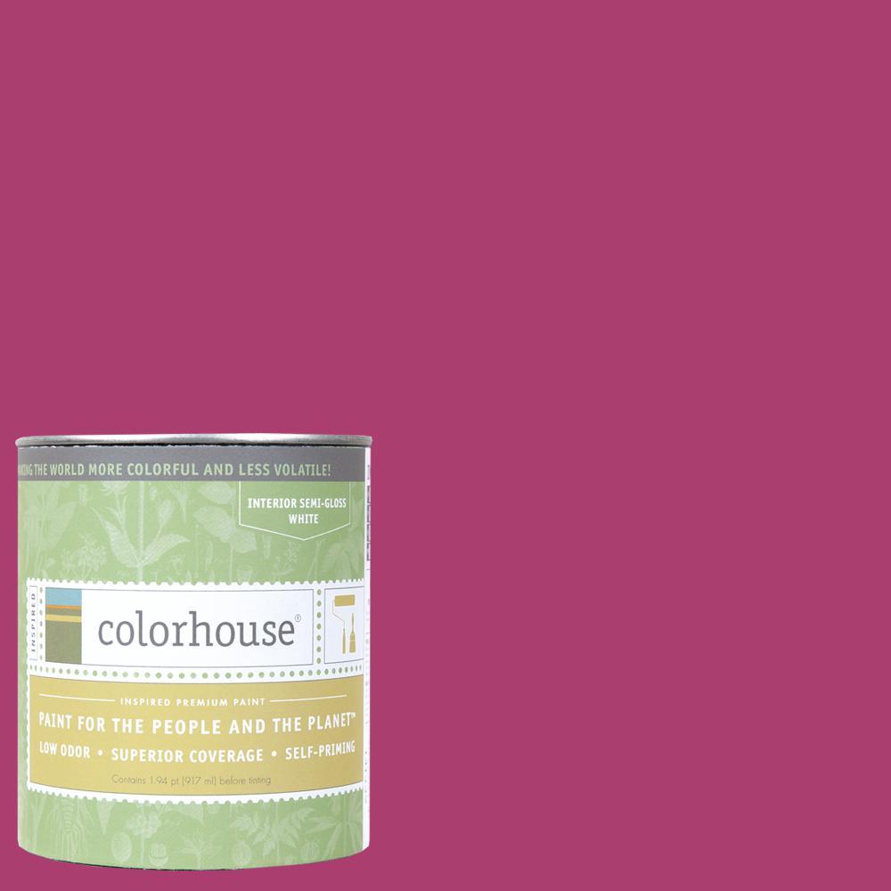 1 qt. Petal .04 Semi-Gloss Interior Paint