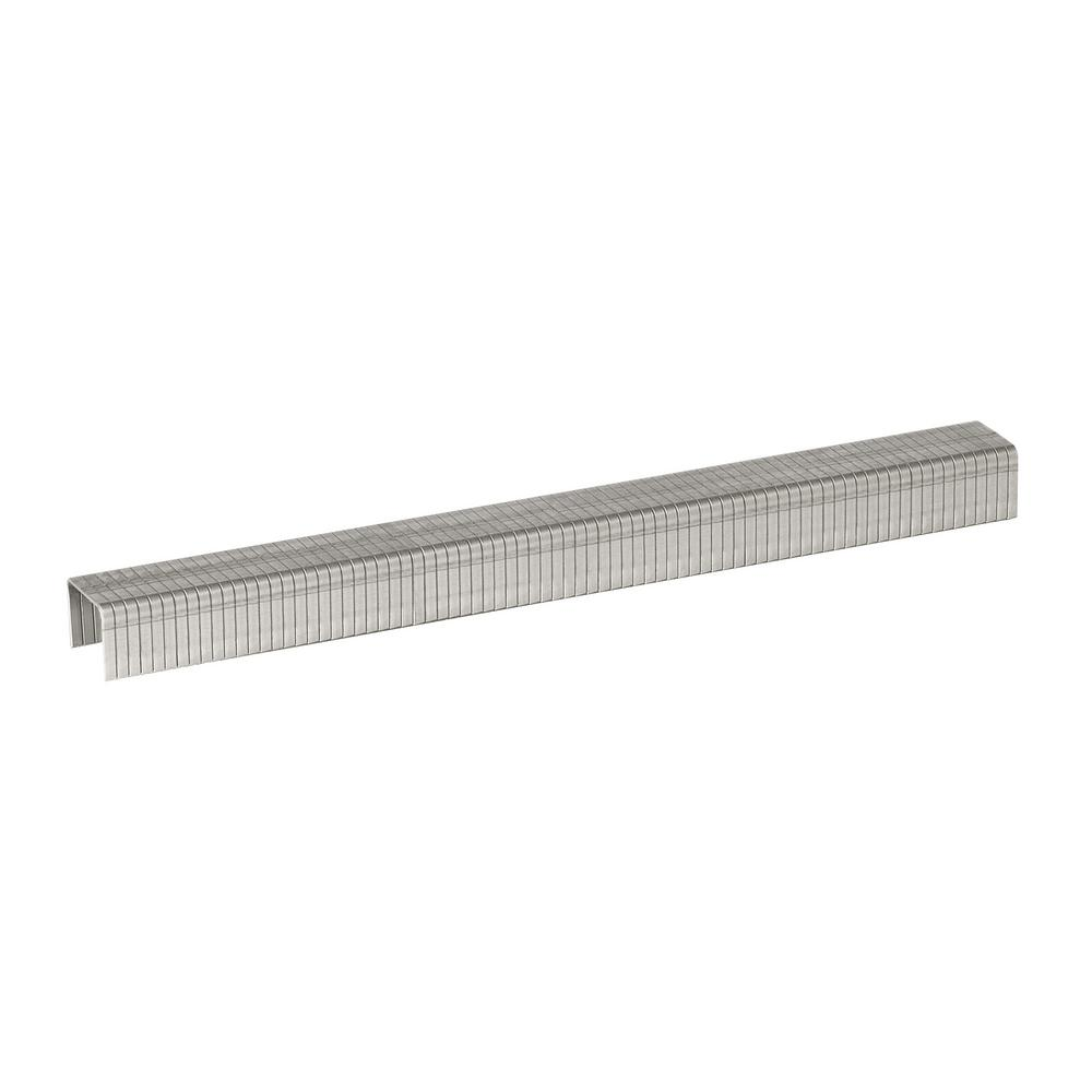 T50 5/16 in. Stainless-Steel Staples (1,000-Pack)