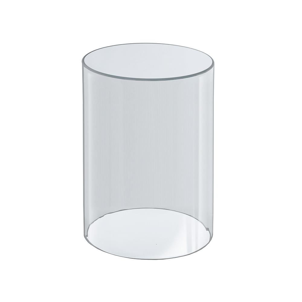 6 in. x 10 in Acrylic Cylinder Display