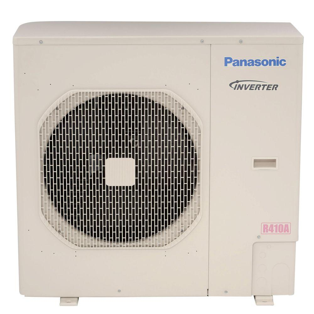 Panasonic 36,000 BTU 3 Ton Ductless Mini Split Air Condit...