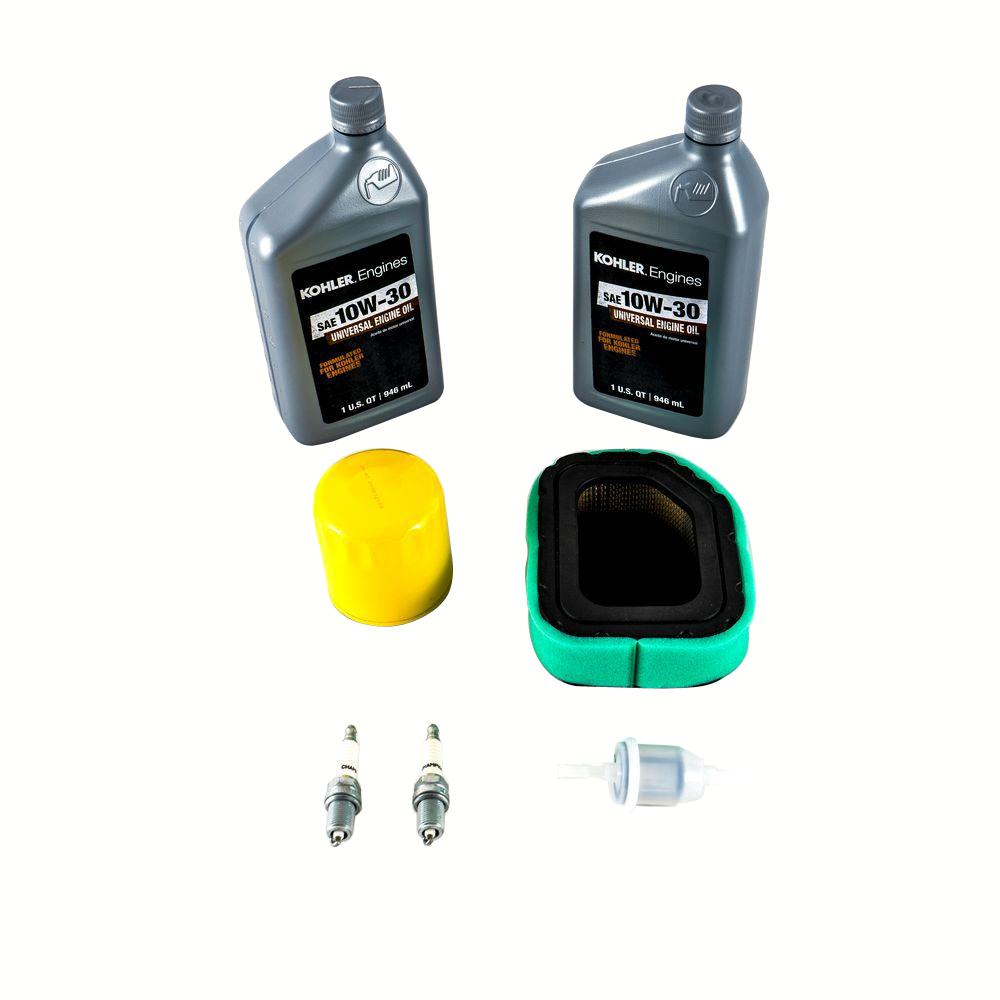 Maintenance Kit for Courage Twin-Cylinder Engines