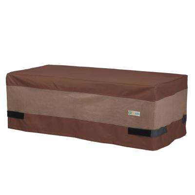 Ultimate 49 in. L x 26 in. W x 18 in. H Rectangular Coffee Table Cover