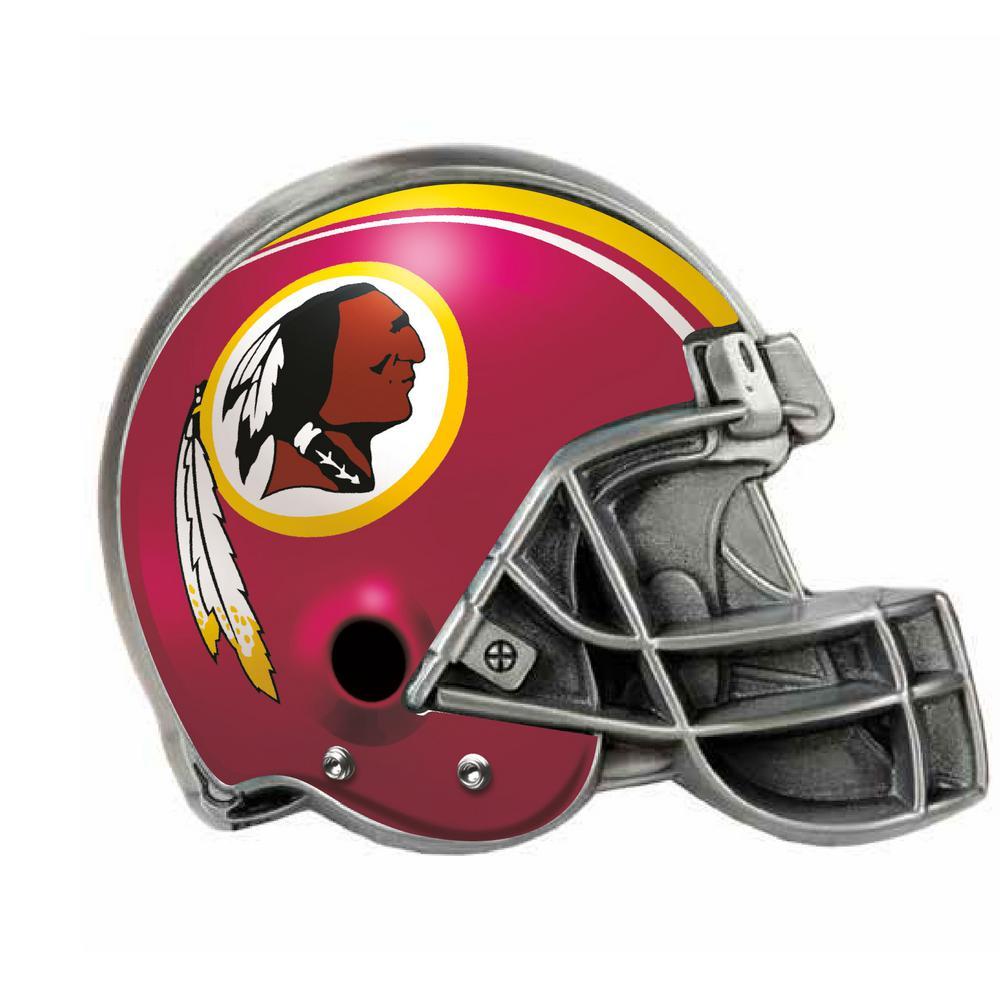 Washington Redskins Helmet Hitch Cover