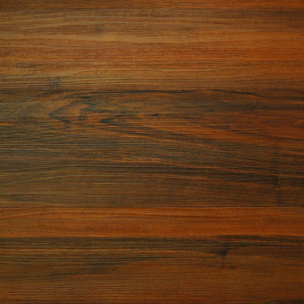 Natural Walnut 6 in. x 36 in. x 0.118 in. Luxury Vinyl Plank (36 sq. ft. / case)