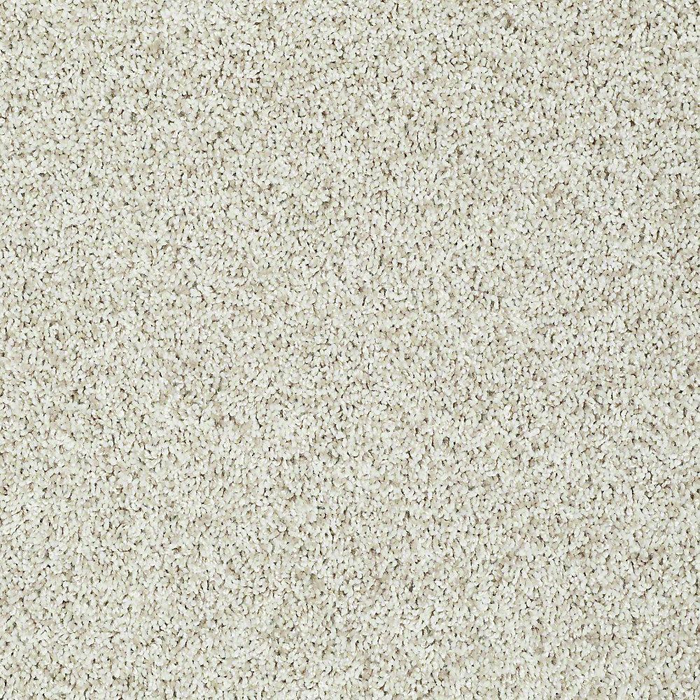 Carpet Sample - Charming - In Color Vanilla Shake 8 in. x 8 in.