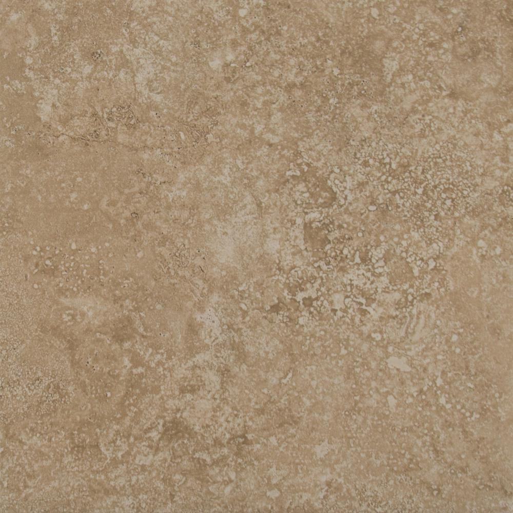 MSI Alabastro Noce 13 in. x 13 in. Glazed Porcelain Floor and Wall Tile