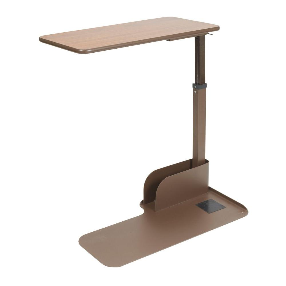 Astonishing Drive Left Side Seat Lift Chair Overbed Table Spiritservingveterans Wood Chair Design Ideas Spiritservingveteransorg