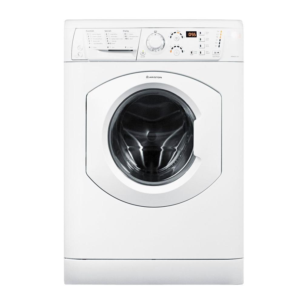 Ariston 1.9 cu. ft. Washer and 1.9 cu. ft. Electric Dryer in White