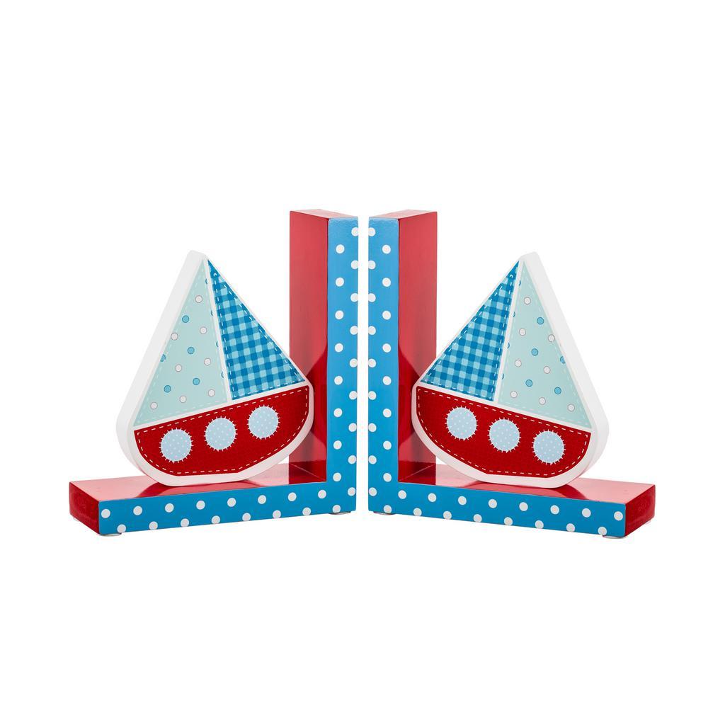 Ahoy Bookends